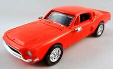 Racing Champions, '68 Mustang Cobra Jet 428, ©1996, Excellent Condition