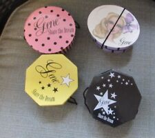 Ashton Drake Gene Doll Accessory - Hat Boxes - Set of 4 Different Ones