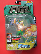 JUSTICE LEAGUE FIGZ-HEROES COME TO LIFE AQUAMAN # 06