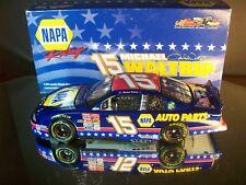 Michael Waltrip #15 NAPA Stars & Stripes AUTOGRAPHED 2002 Chevrolet Monte Carlo
