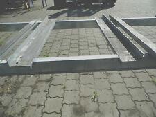 Tiefenauflagen für Gitterboxen 800 x 1.200 mm für Rahmentiefen:1.050 / 1.100 mm