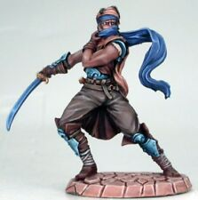 DARK SWORD MINIATURES - DSM7408 Male Assassin