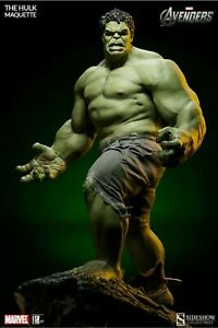 Sideshow The Avengers Hulk Maquette 1/4 Scale Statue Legacy Effects