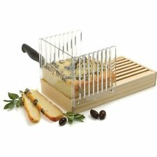 Bread Slicing Guide, Norpro Wood