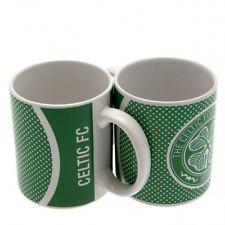 Celtic FC Crest Mug - Latest Bullseye Design