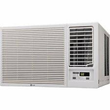 LG LW1214HR 12,000 BTU Cooling 11,200 BTU Heating Window Air Conditioner Remote