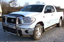 07-13 Toyota Tundra 08-14 Sequoia Chrome Grill Brush Guard in Stainless Steel