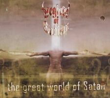 Legion of Sadism-the great world of satan CD
