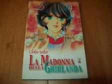MANGA-AMICI-CHIHO SAITO-MADONNA DELLA GHIRLANDA-n° 4
