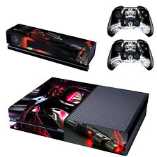Star Wars Darth Vader Xbox ONE Vinyl Skin Sticker for Console & 2 Controllers