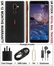 """Nokia 7 TA-1055 6"""" 64GB Plus sbloccato grado A-VERSIONE UK"""