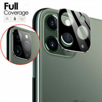 9D For iPhone 11 Pro Max FULL COVER Tempered Glass Camera Lens Screen Protector