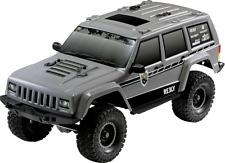Reely Free Men 1:10 RC Modellauto Elektro Crawler Allradantrieb Bausatz