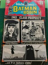 Detective Comics Presents Batman and Robin #391 GD 2.0 1969 DC See my store