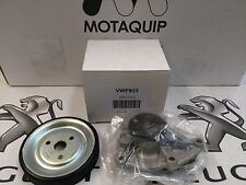 CITREON C3 C4 C5 DS3 DS4 DS5 EP3 EP6 1.6 VTI MOTAQUIP WATER PUMP GENUINE PULLEY