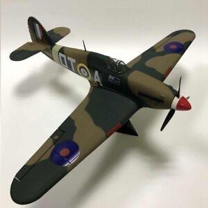 NiceSky Mini Hurricane 700mm Wingspan Warbird RC Airplane KIT Toy Gift Kids