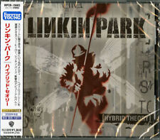 LINKIN PARK-HYBRID THEORY-JAPAN CD BONUS TRACK D50
