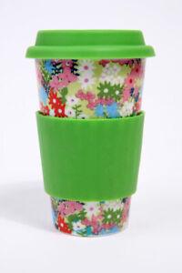 Ceramic eco mug - Green
