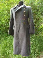 USSR Military Officer's Overcoat Army Size: M