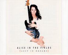 CD ALICE IN FIELDSlost in dreams EX+ (B0214)