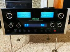 New ListingMcIntosh C2200 Tube Preamplifier - Mint Condition