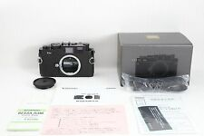 Voigtländer Bessa R3M 35mm Rangefinder Film Camera Body with Strap & Box  Mint!!