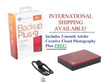 Seagate Backup Plus 5TB USB 3.0 The IDEAL backup solution!   (Intl. Ship Avail)