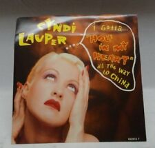 "Cyndi Lauper Hole in my heart (1988)  [7"" Single]"