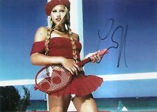 Anna Kournikova Sexy Tennis 5x7 PHOTO Signed Auto