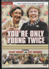 YOU'RE ONLY YOUNG TWICE COMPLETE FIRST SERIES (1) ONE PEGGY MOUNT NEW/SEALED