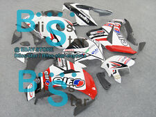 White Glossy INJECTION Fairing Fit HONDA CBR1000RR 2009 2010 2008-2011 61 A4