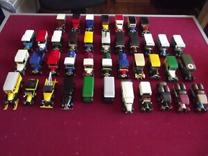 MATCHBOX MODELS OF YESTERYEAR COLLECTION OF FORTY (40)