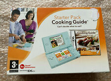 BRAND NEW SEALED NINTENDO DS LITE STARTER PACK COOKING GUIDE CONSOLE AND GAME