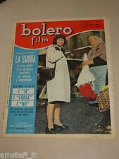 BOLERO=1963/867=ANNA MARIA GUARNIERI=BRUNO FILIPPINI GIGLIOLA CINQUETTI=