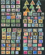 114 COSTA RICA stamps 1961 - 1970