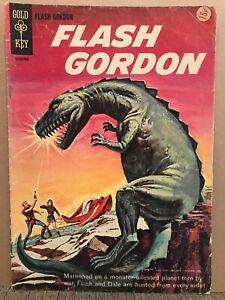 FLASH GORD0N  1965  GOLD KEY  #10148-506