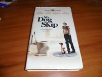 My Dog Skip (VHS, 2000, Clam Shell)