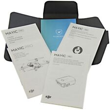 DJI Mavic Pro Drone - NEW Instruction Owners Manual Guide Quick Start Safety