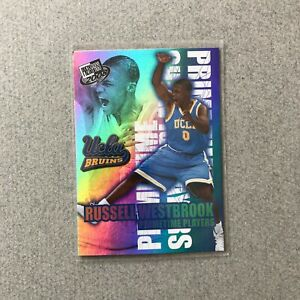 2008 Press Pass Primetime Players Russell Westbrook #PT-5 Rookie