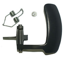 New Gray Inside Door Handle Pull Lever LH / FOR GM C/K TRUCK & SUV
