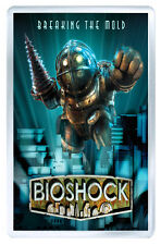BIOSHOCK PC FRIDGE MAGNET IMAN NEVERA