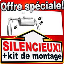 Silencieux Arriere SUZUKI GRAND VITARA 1.6 1.9 2.0 2.4 3.2 AWD échappement BHD