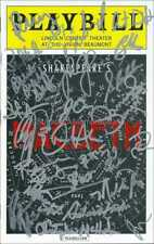 Macbeth Autographs *Whole Cast including Ethan Hawke* Hand Signed Playbill