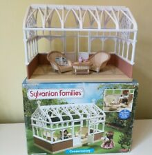 SYLVANIAN FAMILIES FLAIR BOXED CONSERVATORY