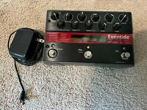 Eventide PitchFactor Harmonizer Harmonizer Guitar Effect Pedal