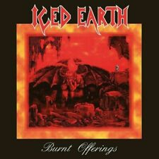 Burnt Offerings Iced Earth Audio CD & Fast Delivery