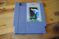 Jeu JACK NICKLAUS' GOLF pour Nintendo NES
