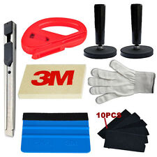 3M Squeegee Cutter Magnet for Car Vinyl Film Decals Stickers Wrapping Tools Kit