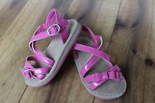 Cute! Children's Place Girls Pink Sandals - Size 6