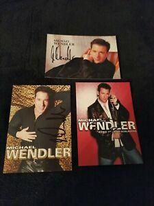 Michael Wendler Autogramme